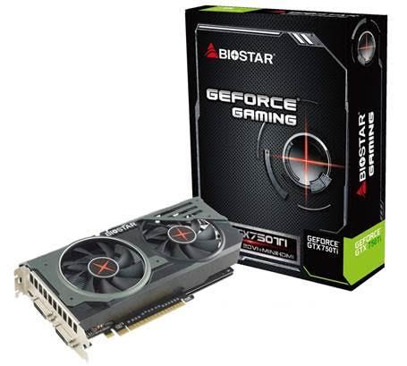 BIOSTAR GeForce GTX750Ti