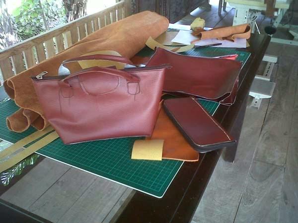 prototipe tas dan dompet