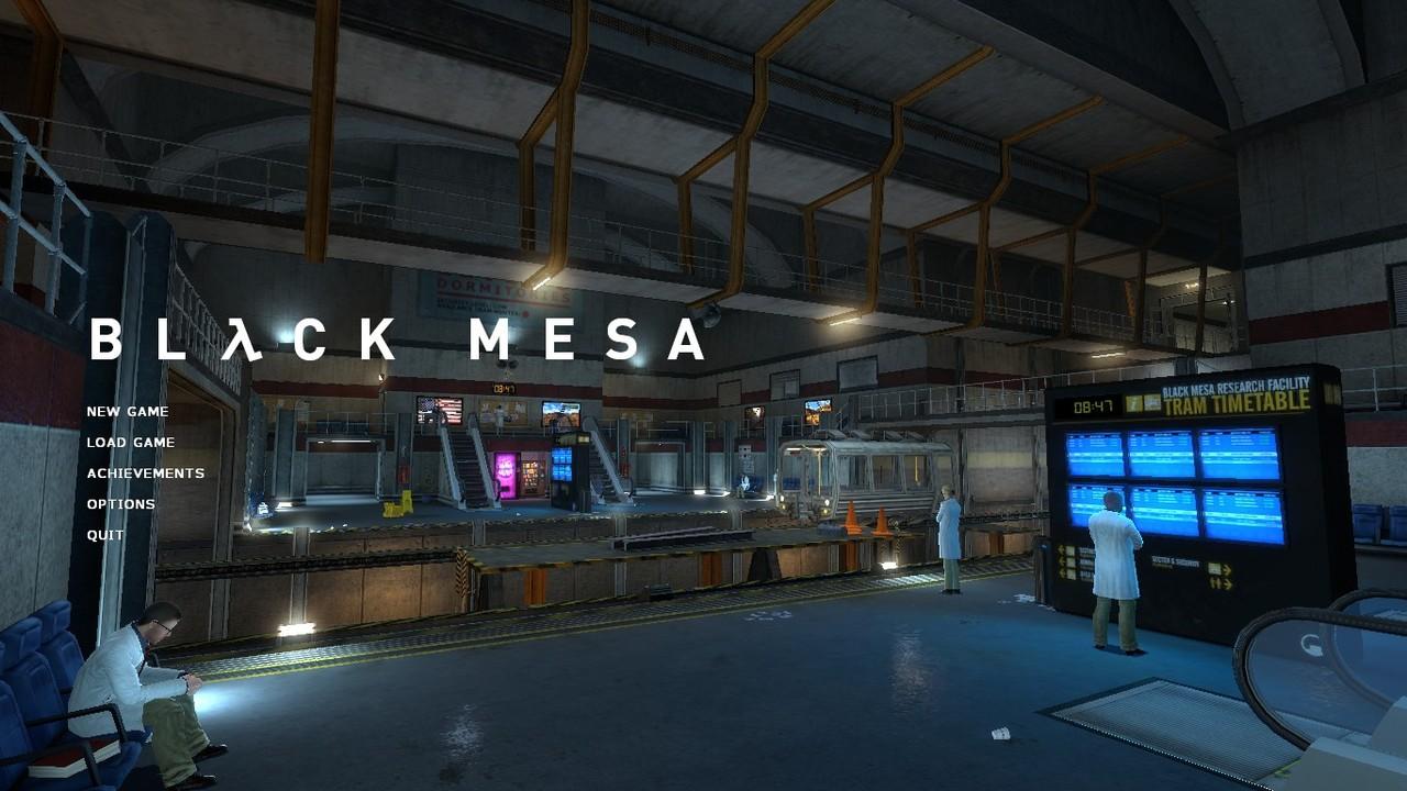 Black Mesa Free Download PC Games