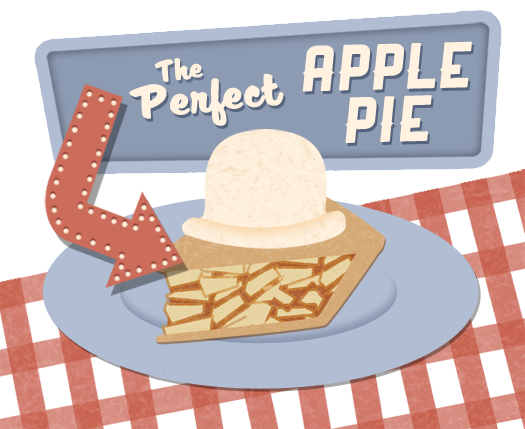 Scathingly Brilliant: The Perfect Apple Pie!