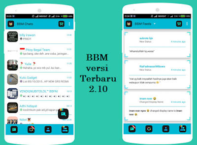 Download BBM Mod Flat Light V 2.10.0.30