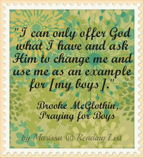 I can only offer God what I have...  {Reading List}
