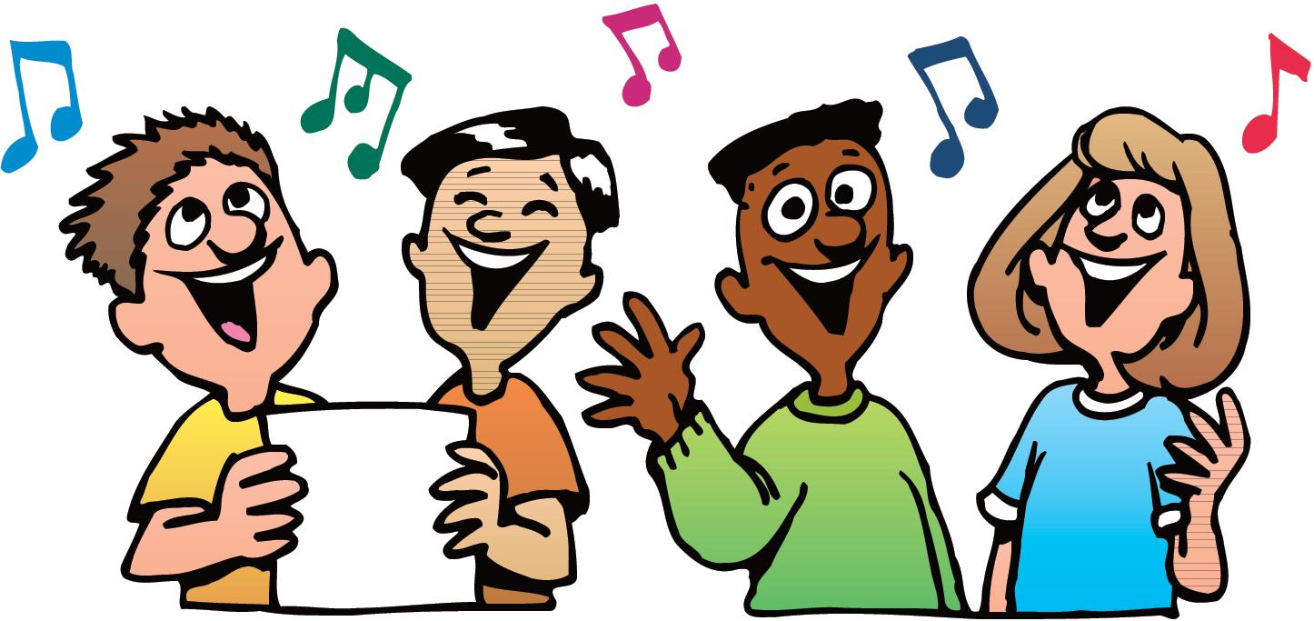 church singers clipart - photo #11