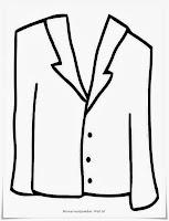 Mewarnai Gambar Baju Kerja Ibu