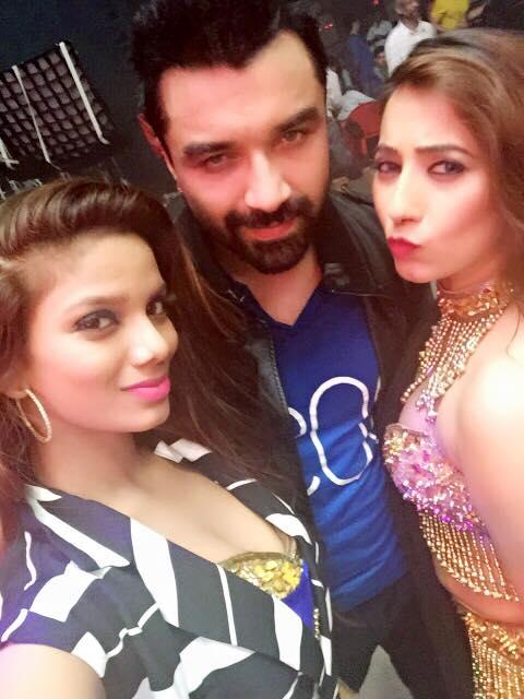 ajaz khan hot girls