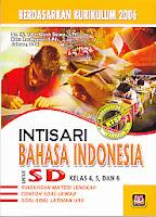 toko buku rahma: buku INSTISARI BAHASA INDONESIA Untuk SD Kl 4, 5 dan 6, pengarang yose aliyah darma, penerbit pustaka setia