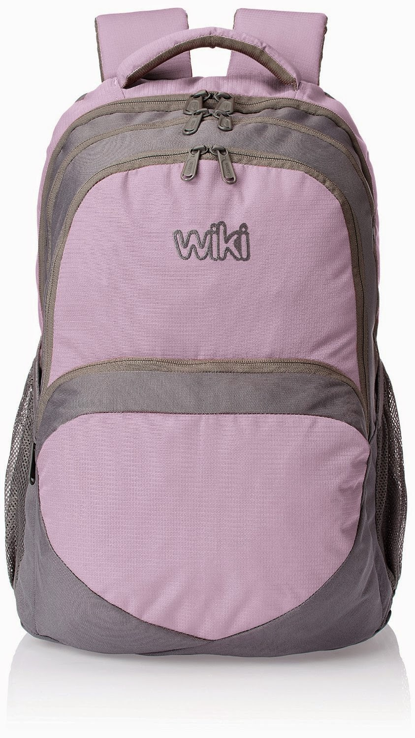 Amazon: Buy Wiki Pink Casual Backpack at Rs.1095