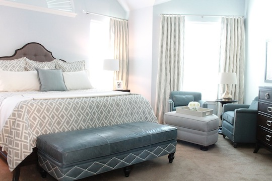 Classic With A Twist Client Project Master Bedroom Retreat