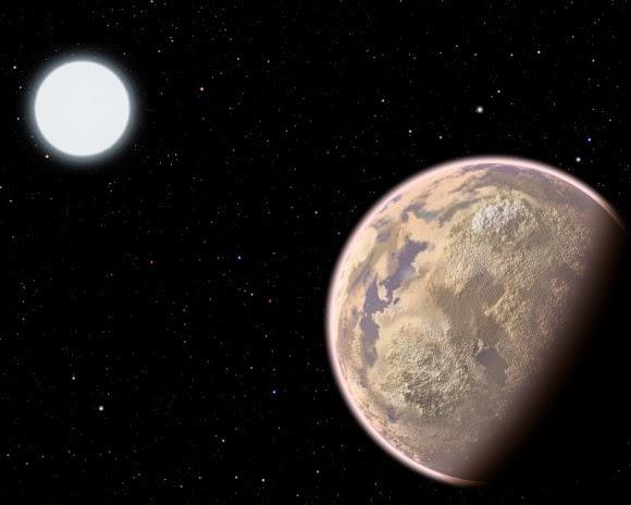 Mencari Kehidupan Cerdas Luar Bumi dari Polusi Planet Mereka