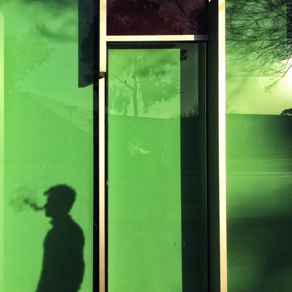 Shadow on Green © Michelle Robinson