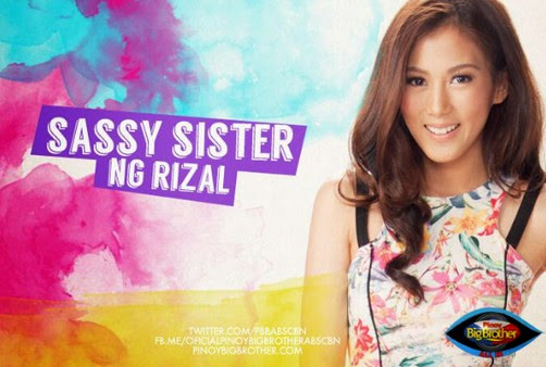 PBB All In Housemates, Pinoy Big Brother Housemates, Alex Gonzaga