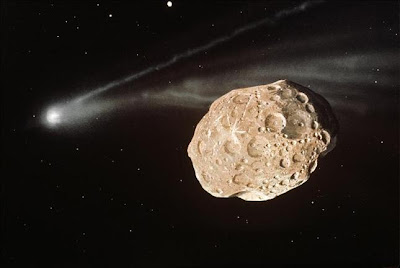 asteroide 2012 HM, se acrecar a la Tierra el 28 de Abril de 2012