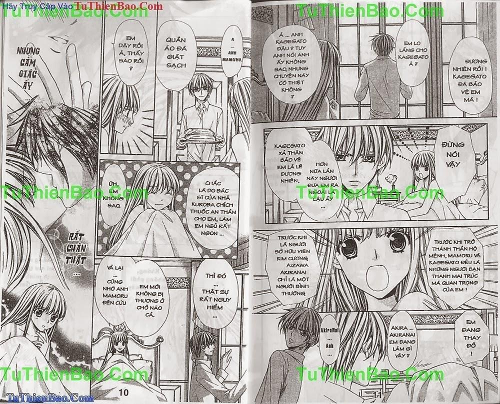 Trái tim kim cương Chapter 2 - Trang 6
