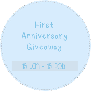 http://mrrightonblog.blogspot.com/2014/01/first-anniversary-giveaway.html