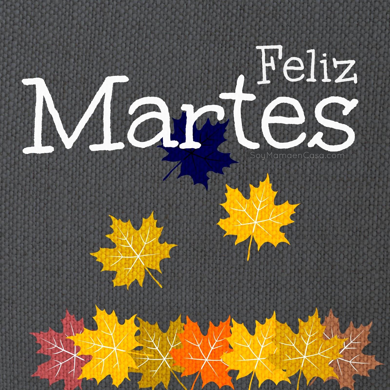 martes, hojas de otoño, otoño