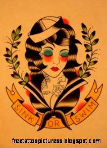 Old School Tattoos on Pinterest  Traditional Tattoo Flash