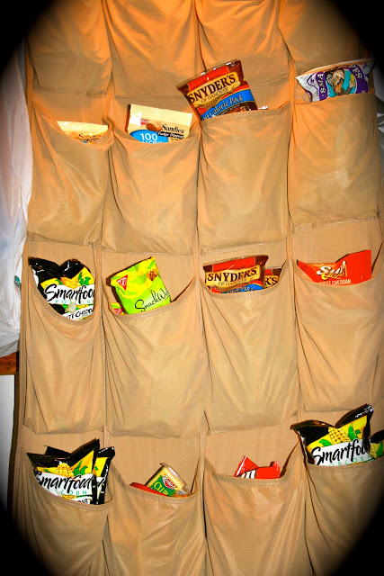 snack organizer