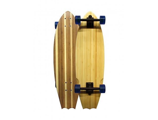 Bamboo Longboard5