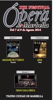 Amum opera en marbella for La scala marbella
