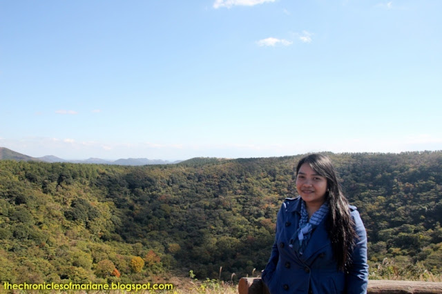 sangamburi crater jeju