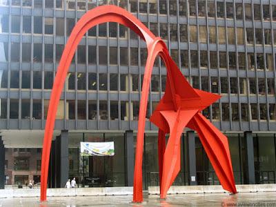 Alexander Calder Sculptures