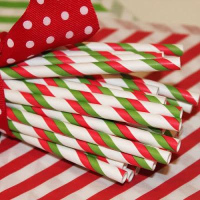 canudos listrados Natal