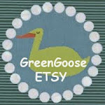GreenGoose on ETSY