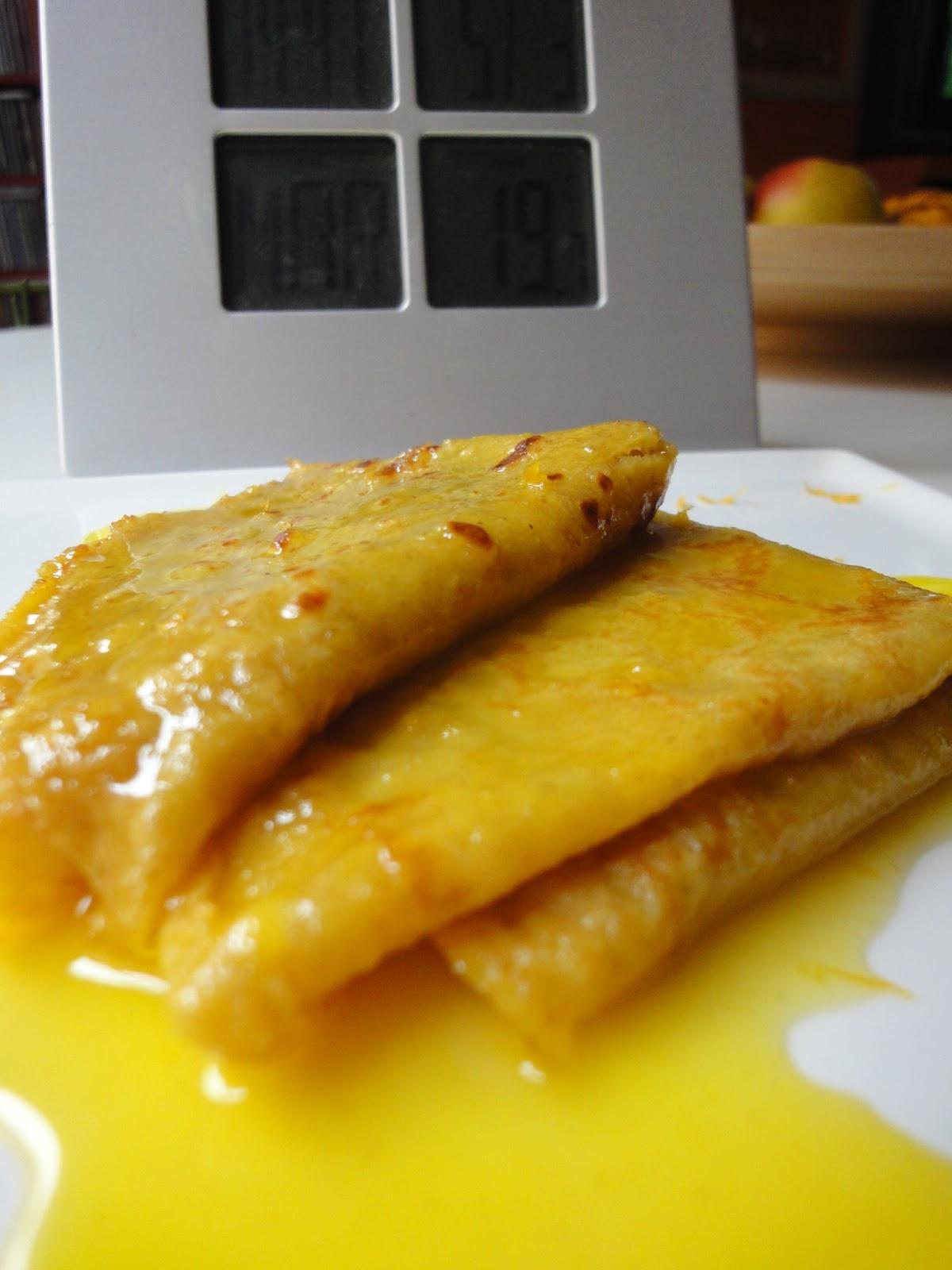 Clases de cocina zaragoza cr pes suzette con harina de avena - Cursos de cocina zaragoza ...