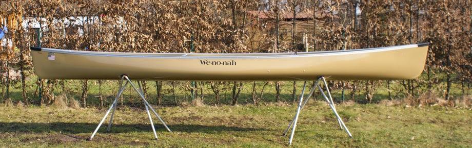 Wenonah Prism Kevlar-vac-flexcore Test- und Vorführboot 2014