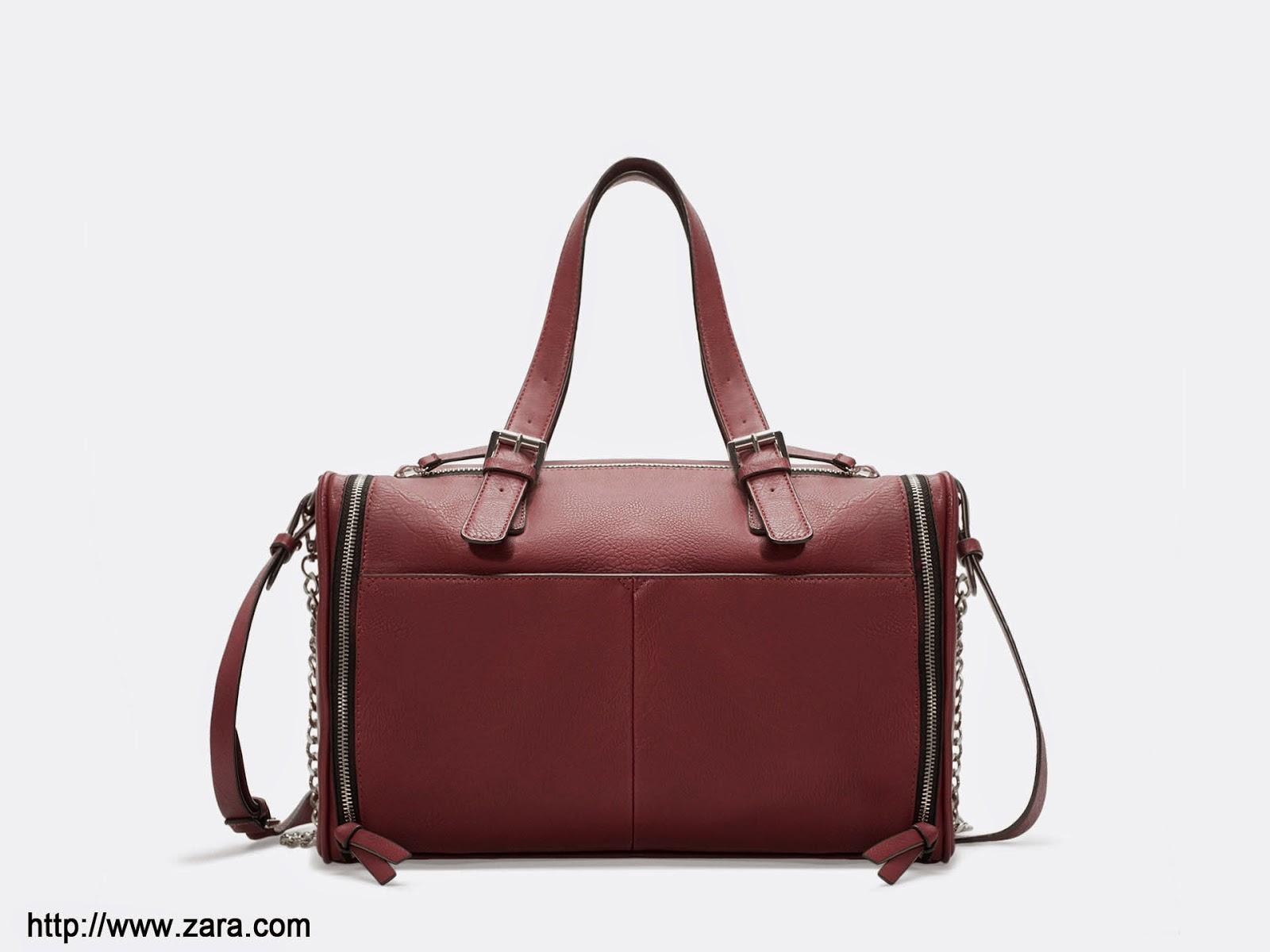 Bolso/Bag ZARA TRF