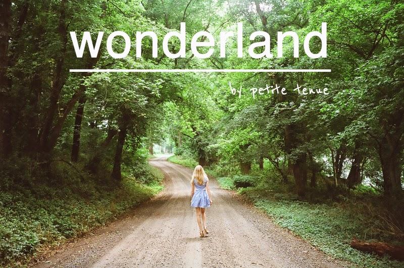 wonderland, by petite tenue