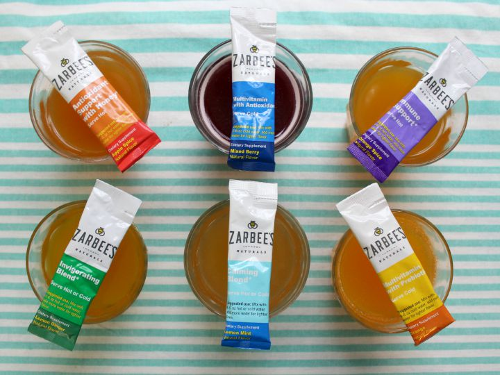 Zarbee's Vitamin Drink Mix #DrinkForYourself #MadeToMatter #Zarbees
