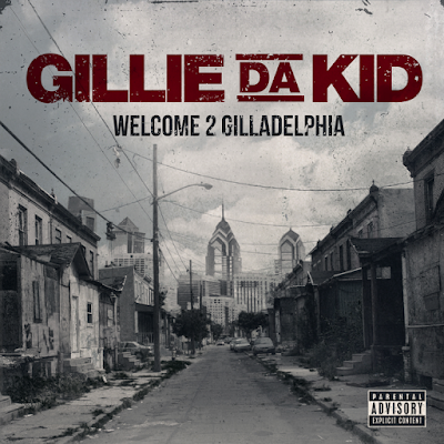 "Exclusive Gillie Da Kid Reveals Details Surrounding Debut Album ""Welcome to Gilladelphia"" / www.hiphopondeck.com"