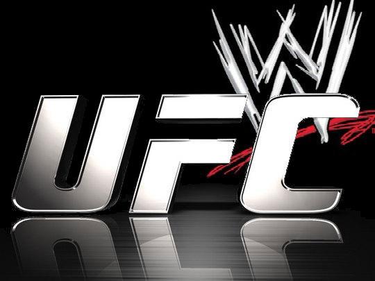 علاقة تعاون متوقعة بين WWE و UFC