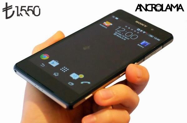 Sony Xperia Z2, Samsung Galaxy S5 Karşılaştırması