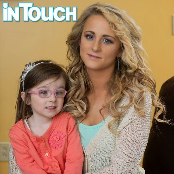 Leah Messer Calvert Family Pictures