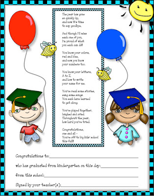 cute kindergarten graduation quotes