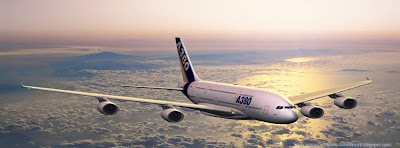 photo couverture facebook AirbusA380