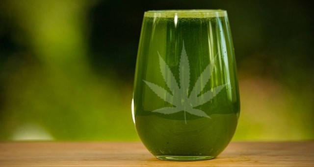 cannabies juice help you stay healthy