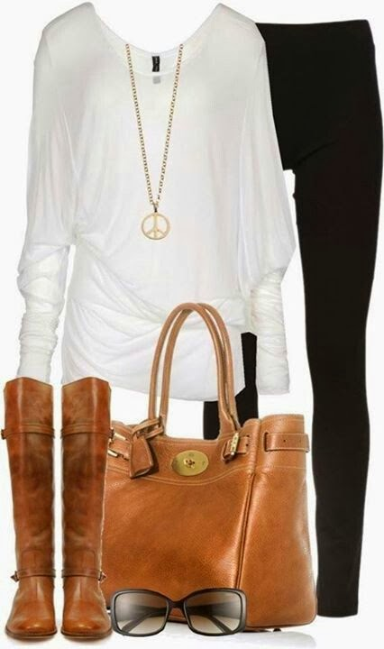 Cute and Casual outfit.