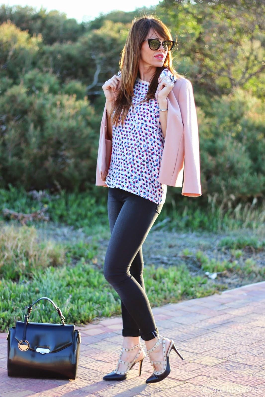 Streetstyle Red Valentino - Marella - Versace Collection - Fashion blogger