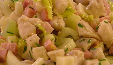 bimby, insalata di pollo e sedano