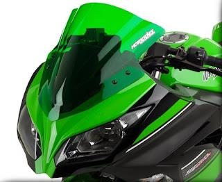 Kawasaki Ninja 300 Windscreen