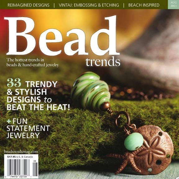 Bead Trends Cover Aug 2011