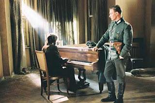 o pianista, cenas do filme, história