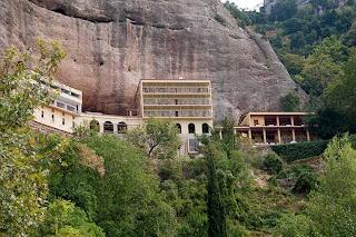 Megaspiläon Monastery - Peloponnese