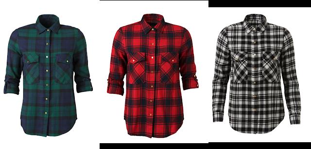 Primark - Camisa aos quadrados