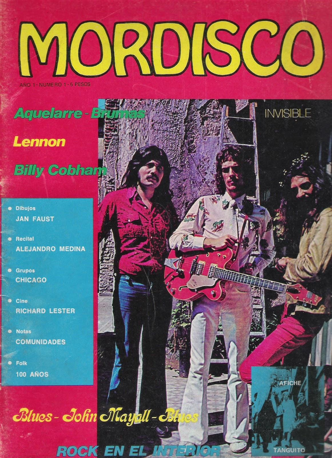 Mordisco Nº 1 (1974)