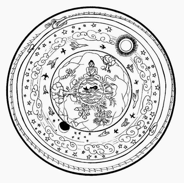 Printable Animal Mandala Coloring Pages For Adults