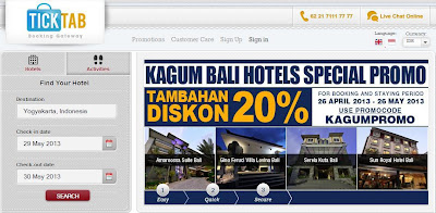 ticktab.com booking hotel murah & mudah di indonesia